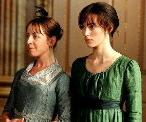 Lizzy and Charlotte