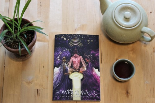 Power and Magic: The Queer Witch Anthology book cover