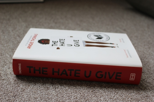 Cover of The Hate U Give by Angie Thomas (Balzer + Bray)